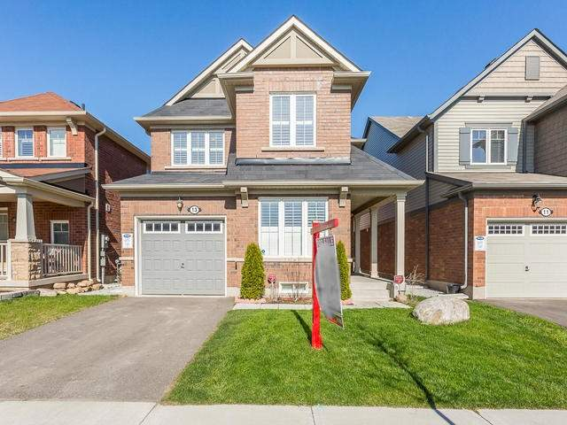 Main Photo: 13 Agricola Road in Brampton: Northwest Brampton House (2-Storey) for sale : MLS®# W3474626