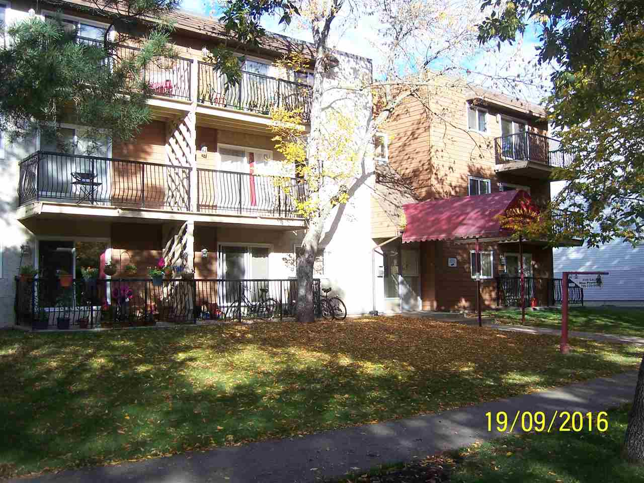Main Photo: 207 10730 112 Street in Edmonton: Zone 08 Condo for sale : MLS(r) # E4038113