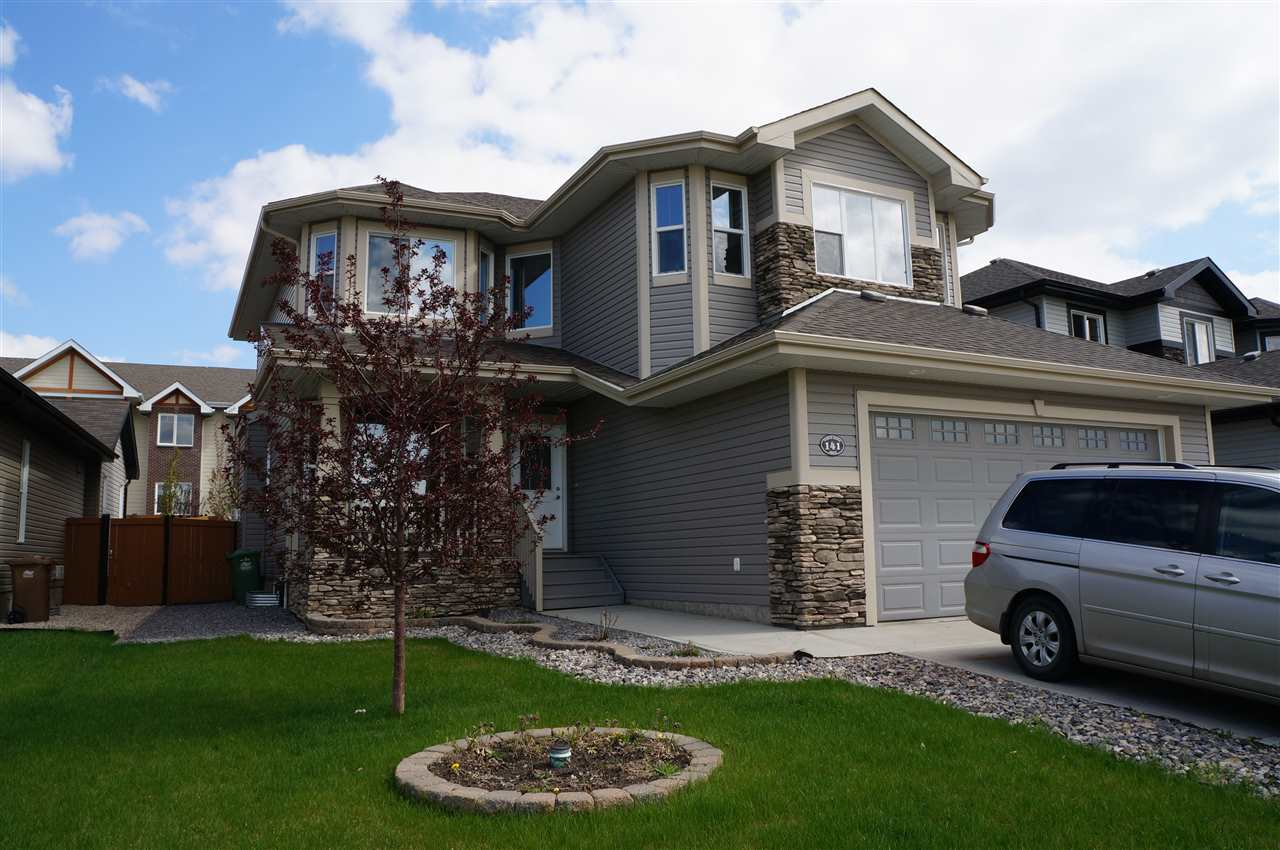 Main Photo: 141 NORTH RIDGE Drive: St. Albert House for sale : MLS(r) # E4049679