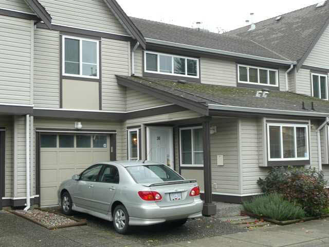 Main Photo: 36 21801 DEWDNEY TRUNK ROAD in : West Central Townhouse for sale : MLS® # V919710