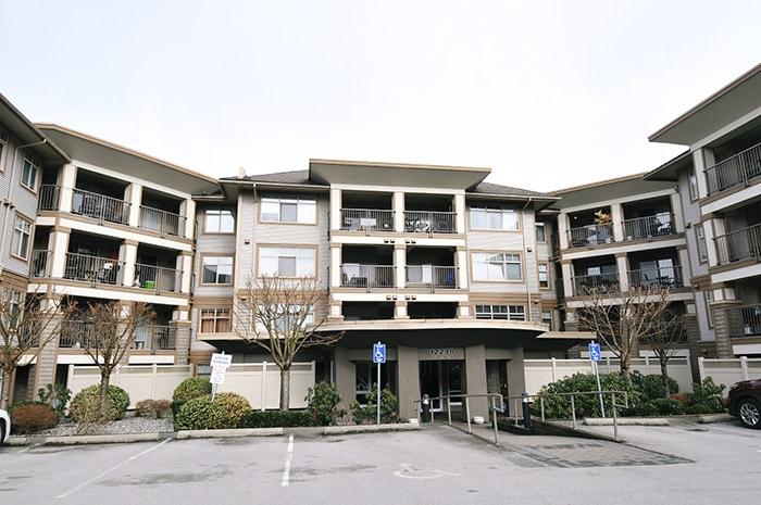 "Main Photo: 313 12248 224TH Street in Maple Ridge: East Central Condo for sale in ""URBANO"" : MLS® # R2140318"