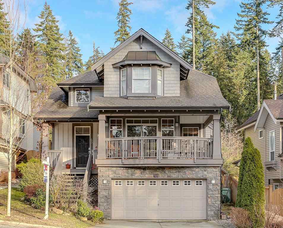 Main Photo: 43 ALDER Drive in Port Moody: Heritage Woods PM House for sale : MLS® # R2140623