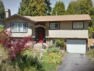 Main Photo: 14291 GLADSTONE Drive in Surrey: Bolivar Heights House for sale (North Surrey)  : MLS® # R2144518