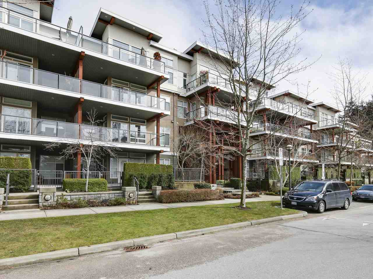 "Main Photo: 404 6328 LARKIN Drive in Vancouver: University VW Condo for sale in ""Journey"" (Vancouver West)  : MLS® # R2146632"