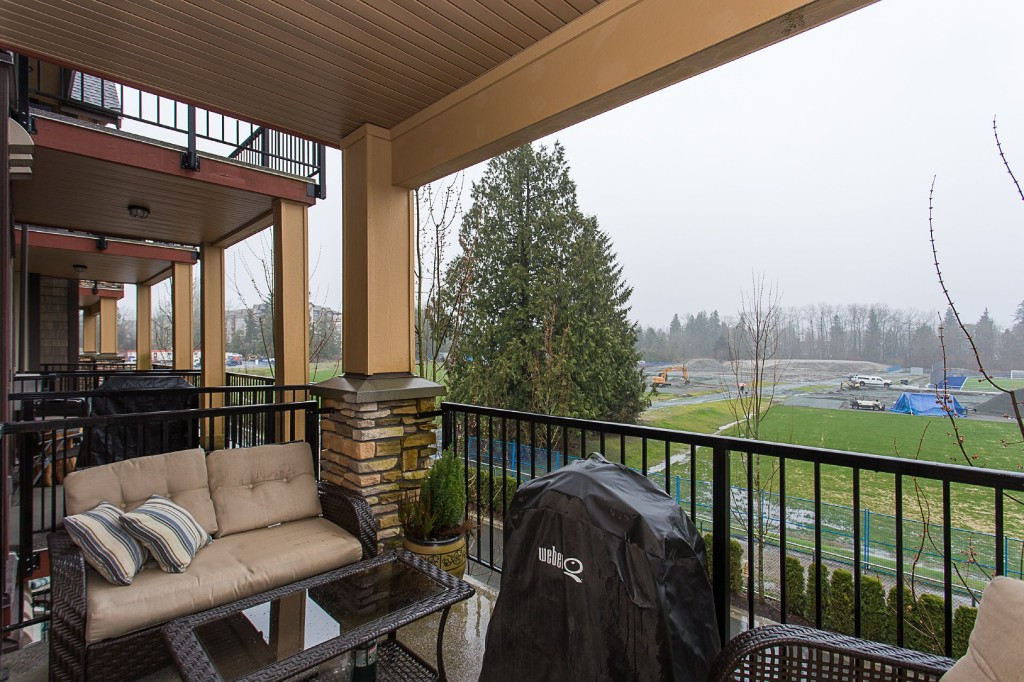 "Photo 18: 316 8328 207A Street in Langley: Willoughby Heights Condo for sale in ""Yorkson Creek Park"" : MLS(r) # R2150359"