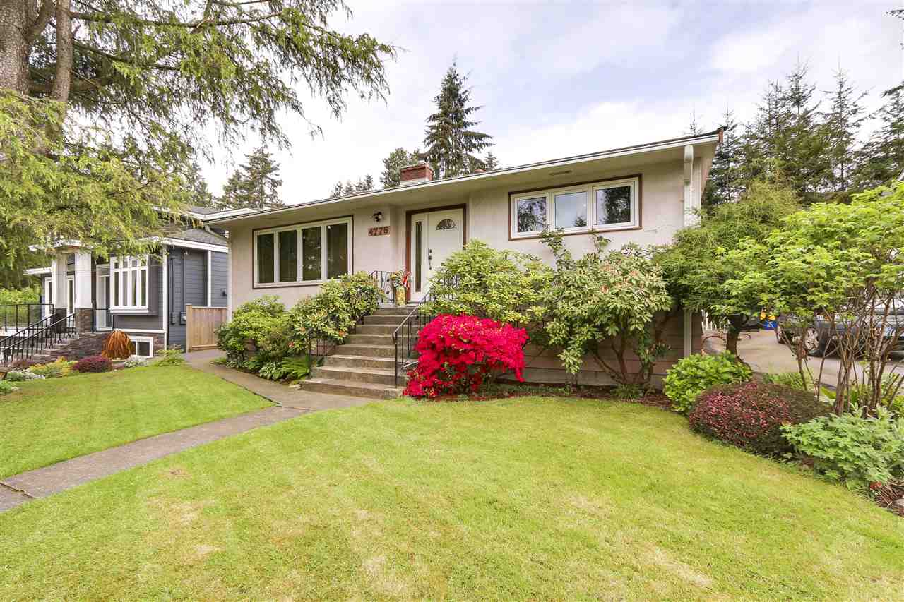 Main Photo: 4775 PORTLAND Street in Burnaby: South Slope House for sale (Burnaby South)  : MLS(r) # R2168499
