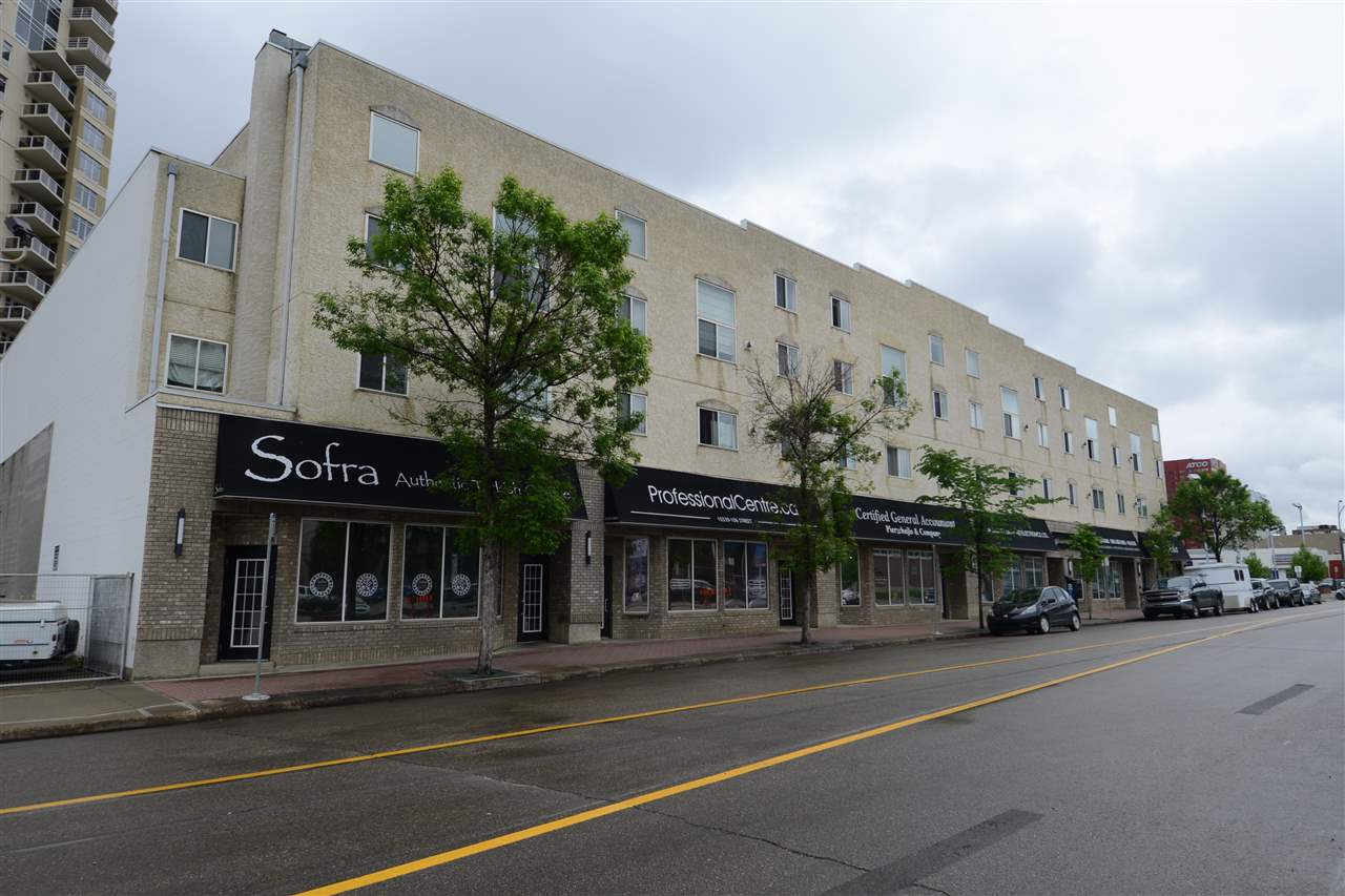 Main Photo: 13 10331 106 Street in Edmonton: Zone 12 Condo for sale : MLS(r) # E4067001