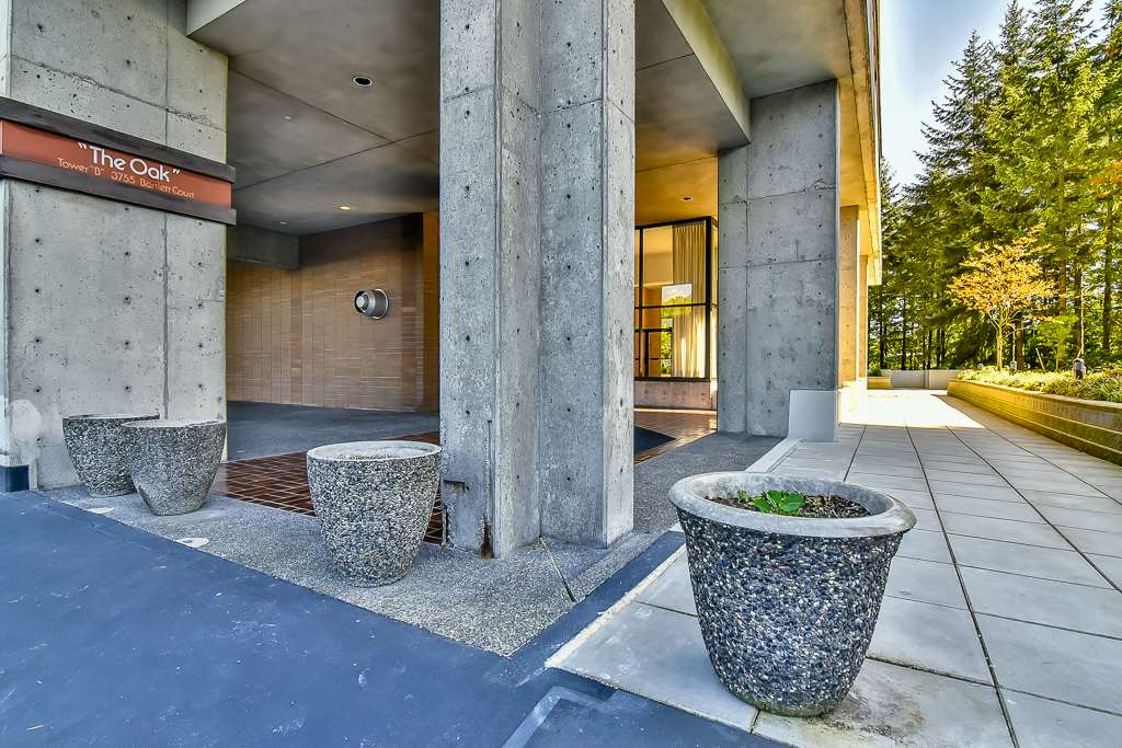 Photo 20: 1502 3755 BARTLETT COURT in Burnaby: Sullivan Heights Condo for sale (Burnaby North)  : MLS® # R2170341