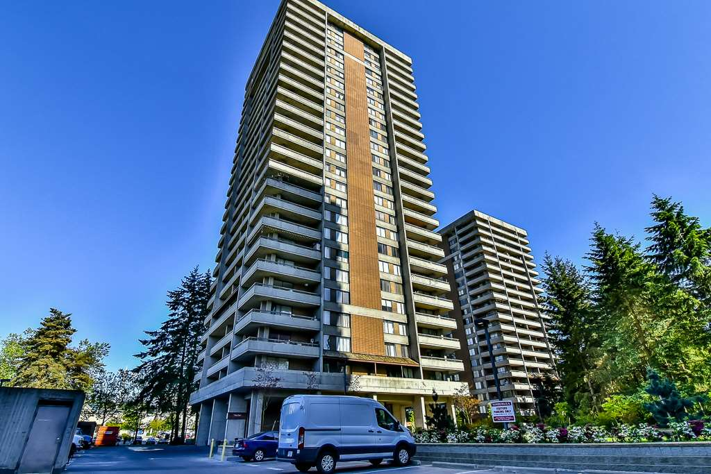 Main Photo: 1502 3755 BARTLETT COURT in Burnaby: Sullivan Heights Condo for sale (Burnaby North)  : MLS® # R2170341