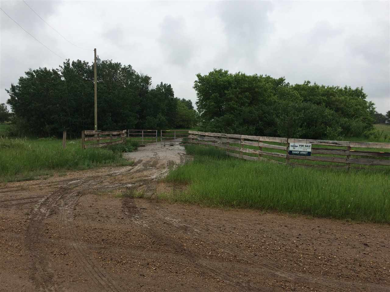 Main Photo: Twp.Rd.554 Rge.Rd.163: Rural Lamont County Rural Land/Vacant Lot for sale : MLS®# E4069701