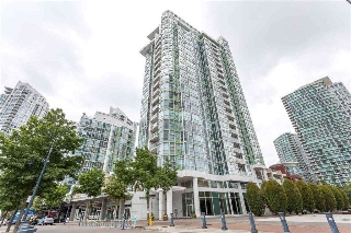 Main Photo: 1807 1077 MARINASIDE Crescent in Vancouver: Yaletown Condo for sale (Vancouver West)  : MLS(r) # R2190228