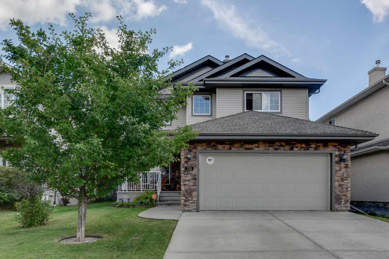 Main Photo: 723 108 Street in Edmonton: Zone 55 House for sale : MLS® # E4076677