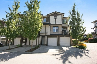"Main Photo: 140 19433 68TH Avenue in Surrey: Clayton Townhouse for sale in ""THE GROVE"" (Cloverdale)  : MLS® # R2197474"