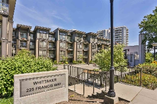 "Main Photo: 318 225 FRANCIS Way in New Westminster: Fraserview NW Condo for sale in ""WHITTAKER"" : MLS® # R2200689"