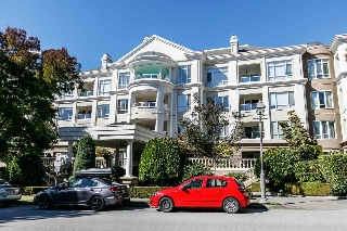 Main Photo: 231 5735 HAMPTON Place in Vancouver: University VW Condo for sale (Vancouver West)  : MLS® # R2209847
