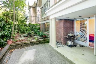 Main Photo: 109 628 W 13TH AVENUE in Vancouver: Fairview VW Condo for sale (Vancouver West)  : MLS® # R2205140