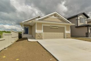 Main Photo: : Stony Plain House for sale : MLS® # E4085519