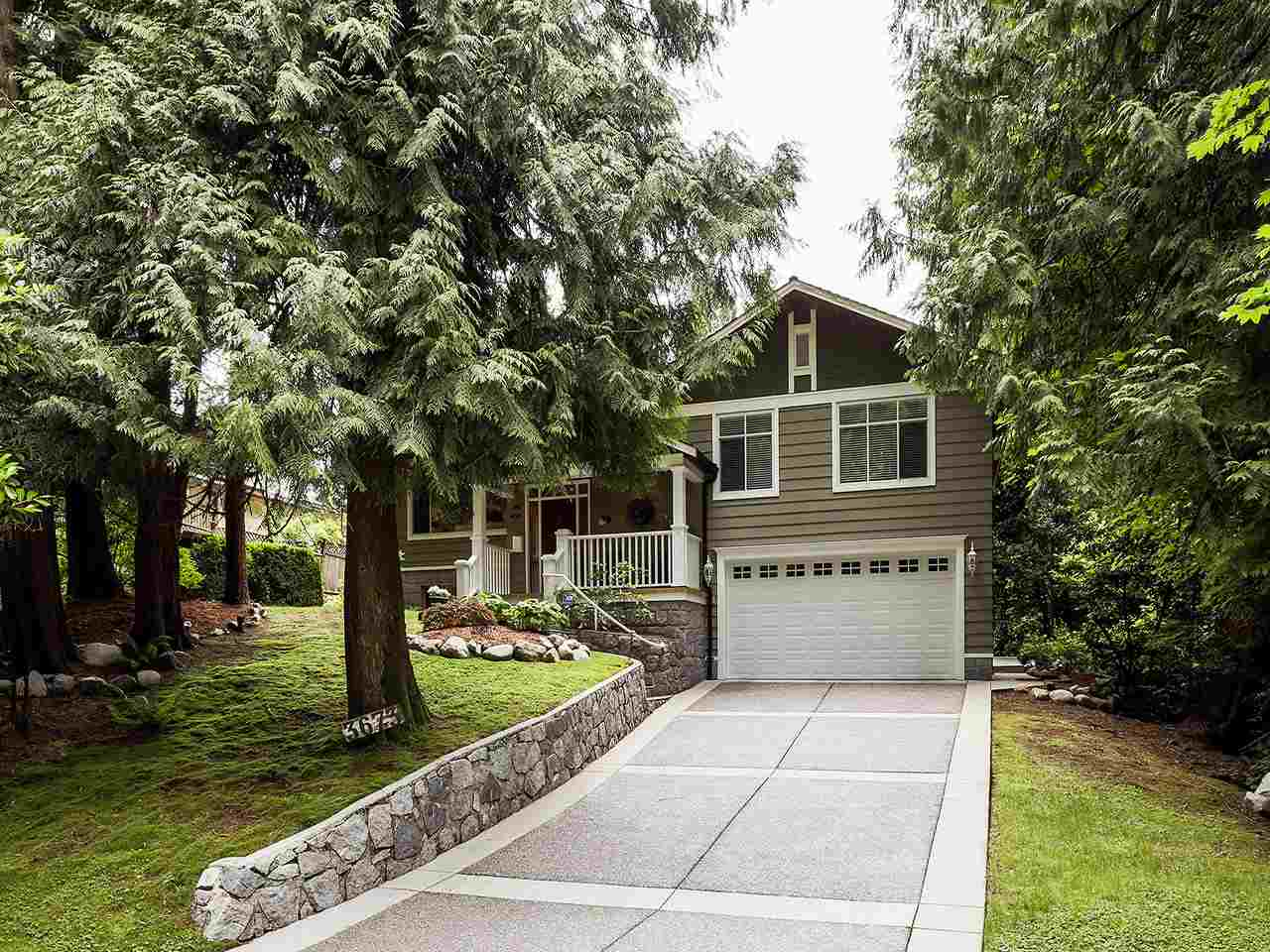 Main Photo: 3673 PRINCESS AVENUE in North Vancouver: Princess Park House for sale : MLS®# R2205304
