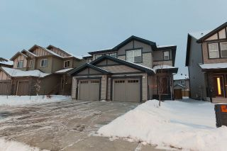 Main Photo: 17303 73 Street NW in Edmonton: Zone 28 House Half Duplex for sale : MLS® # E4089394