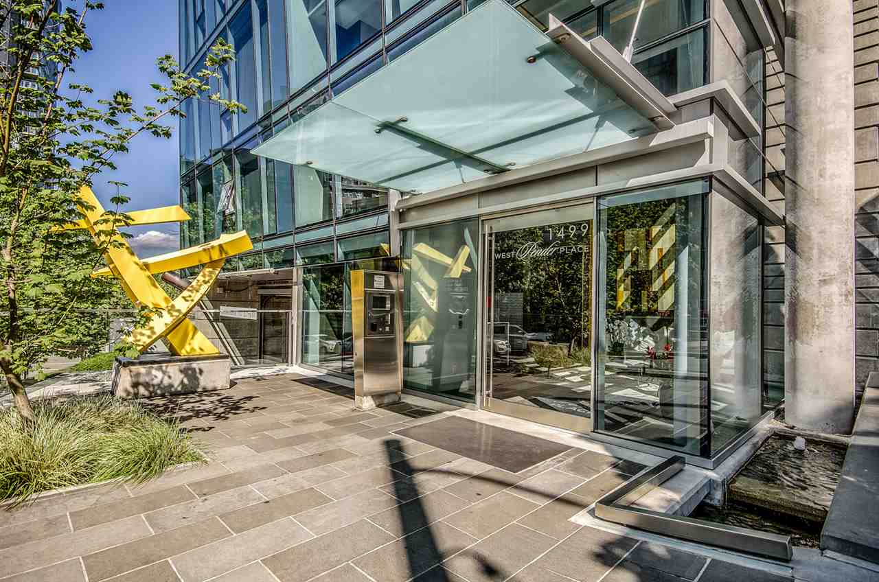 "Main Photo: 502 1499 W PENDER Street in Vancouver: Coal Harbour Condo for sale in ""West Pender Place"" (Vancouver West)  : MLS® # R2230650"