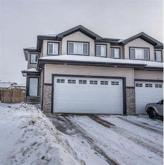 Main Photo: 15141 31 Street in Edmonton: Zone 35 House Half Duplex for sale : MLS® # E4098185