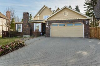 Main Photo: 234 GREENOCH Crescent in Edmonton: Zone 29 House for sale : MLS®# E4108974