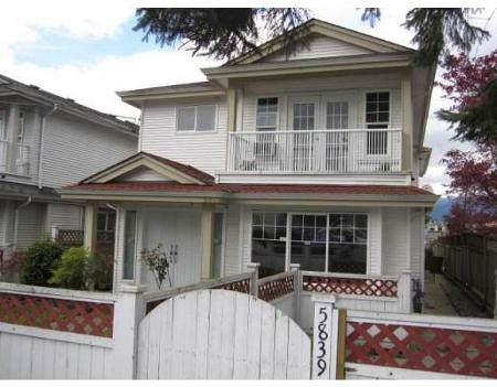 Main Photo: 5839 HARDWICK ST in Burnaby: House for sale (Central BN)  : MLS®# V820801