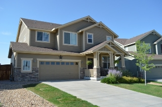 Main Photo: 11855 South Rock Willow Way in Parker: House for sale : MLS® # 1125166
