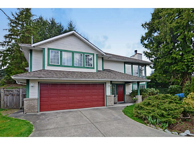 Main Photo: 3094 SPURAWAY Avenue in Coquitlam: Ranch Park House for sale : MLS® # V1058731