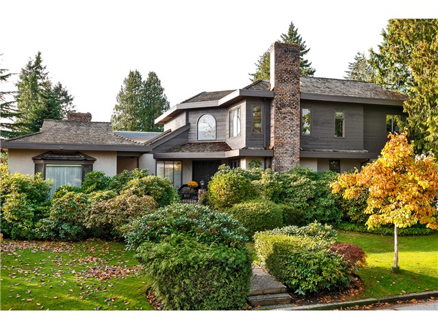 Main Photo: 6787 CARTIER Street in Vancouver: South Granville House for sale (Vancouver West)  : MLS®# V1090828