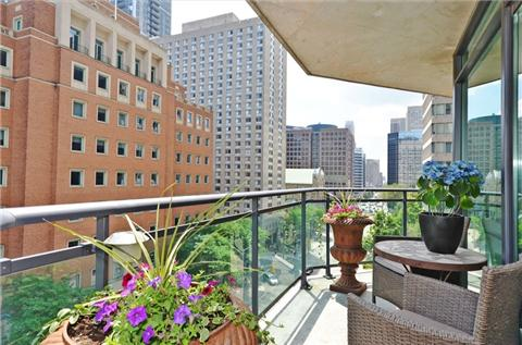 Photo 8: 1108 300 E Bloor Street in Toronto: Rosedale-Moore Park Condo for sale (Toronto C09)  : MLS(r) # C3188790