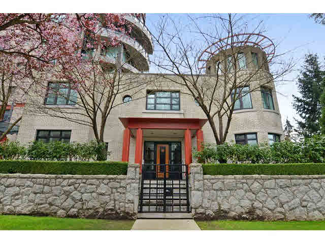 "Main Photo: 2090 BARCLAY Street in Vancouver: West End VW Townhouse for sale in ""PRESIDIO"" (Vancouver West)  : MLS®# V1121948"