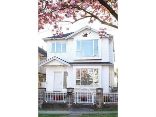 Main Photo: 8363 OSLER Street in Vancouver: Marpole House 1/2 Duplex for sale (Vancouver West)  : MLS® # V1128076