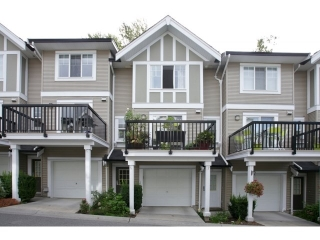 "Main Photo: 76 20176 68 Avenue in Langley: Willoughby Heights Townhouse for sale in ""Steeplechase"" : MLS® # F1450205"