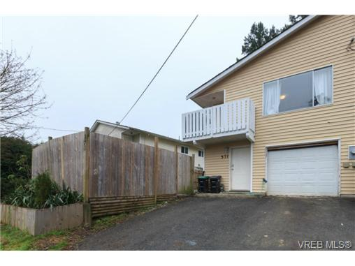 Main Photo: 371 Kislingbury Lane in VICTORIA: VR Six Mile Strata Duplex Unit for sale (View Royal)  : MLS®# 361088