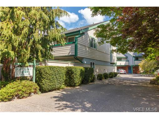 Main Photo: 9 130 Niagara Street in VICTORIA: Vi James Bay Townhouse for sale (Victoria)  : MLS(r) # 364163