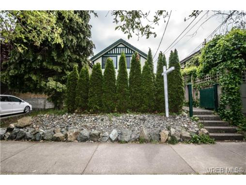 Main Photo: 943 Meares Street in VICTORIA: Vi Downtown Revenue Duplex for sale (Victoria)  : MLS® # 364836