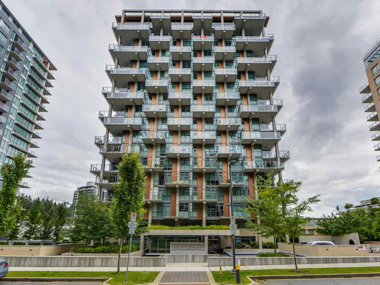 "Main Photo: 303 5782 BERTON Avenue in Vancouver: University VW Condo for sale in ""SAGE"" (Vancouver West)  : MLS®# R2088980"