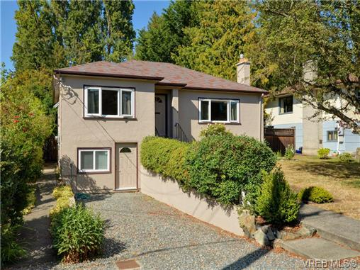 Main Photo: 1940 Argyle Avenue in VICTORIA: SE Camosun Single Family Detached for sale (Saanich East)  : MLS® # 368870