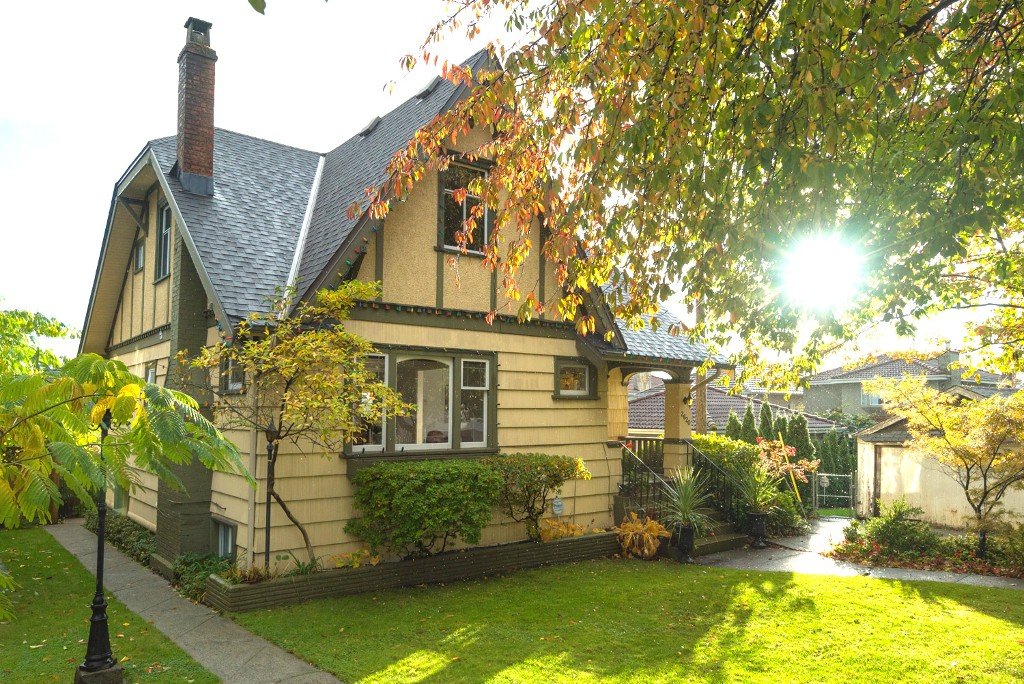 Main Photo: 2620 TURNER Street in Vancouver: Renfrew VE House for sale (Vancouver East)  : MLS® # R2117630
