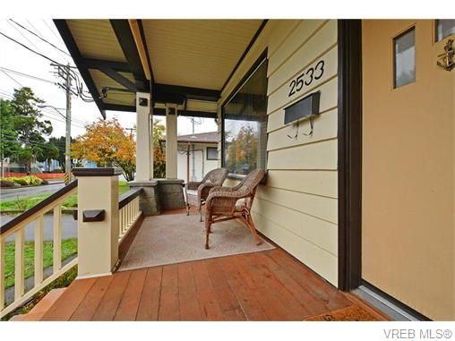 Photo 11: 2533 Richmond Road in VICTORIA: SE Camosun Single Family Detached for sale (Saanich East)  : MLS® # 371603