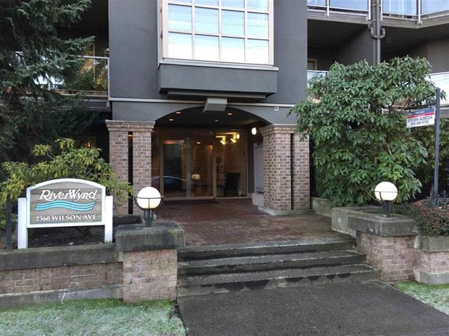 "Photo 3: 308 2360 WILSON Avenue in Port Coquitlam: Central Pt Coquitlam Condo for sale in ""Riverwynd"" : MLS® # R2137534"