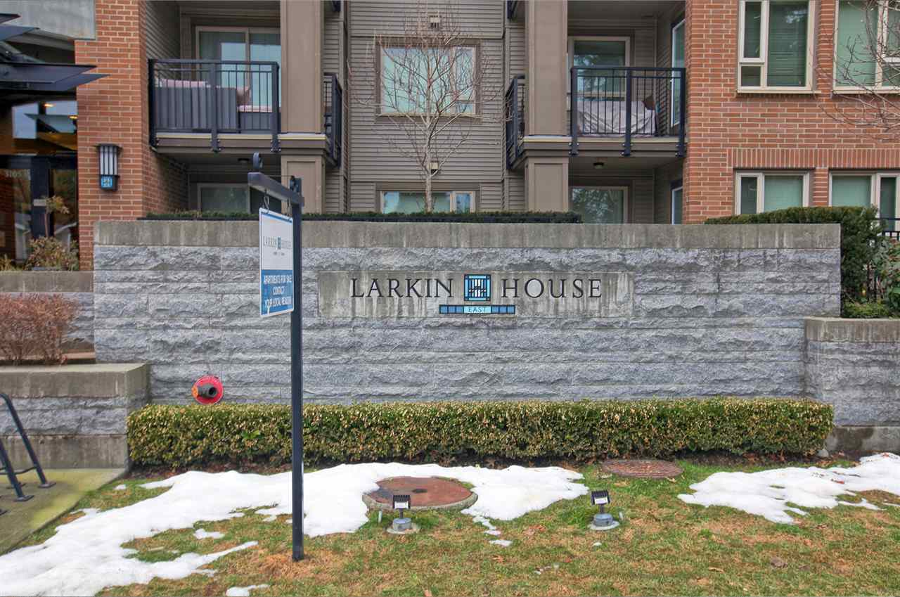 "Main Photo: 308 3105 LINCOLN Avenue in Coquitlam: New Horizons Condo for sale in ""Larkin House East"" : MLS(r) # R2141061"