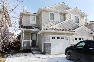 Main Photo: 10 1428 HODGSON Way in Edmonton: Zone 14 House Half Duplex for sale : MLS(r) # E4054907