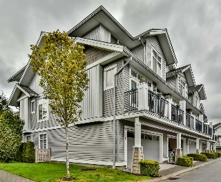 "Main Photo: 1 19330 69 Avenue in Surrey: Clayton Townhouse for sale in ""MONTEBELLO"" (Cloverdale)  : MLS® # R2161850"