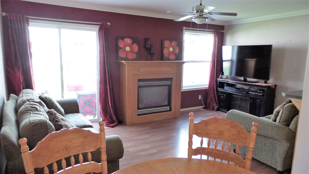 Photo 2: 144 230 EDWARDS Drive in Edmonton: Zone 53 Townhouse for sale : MLS(r) # E4067776