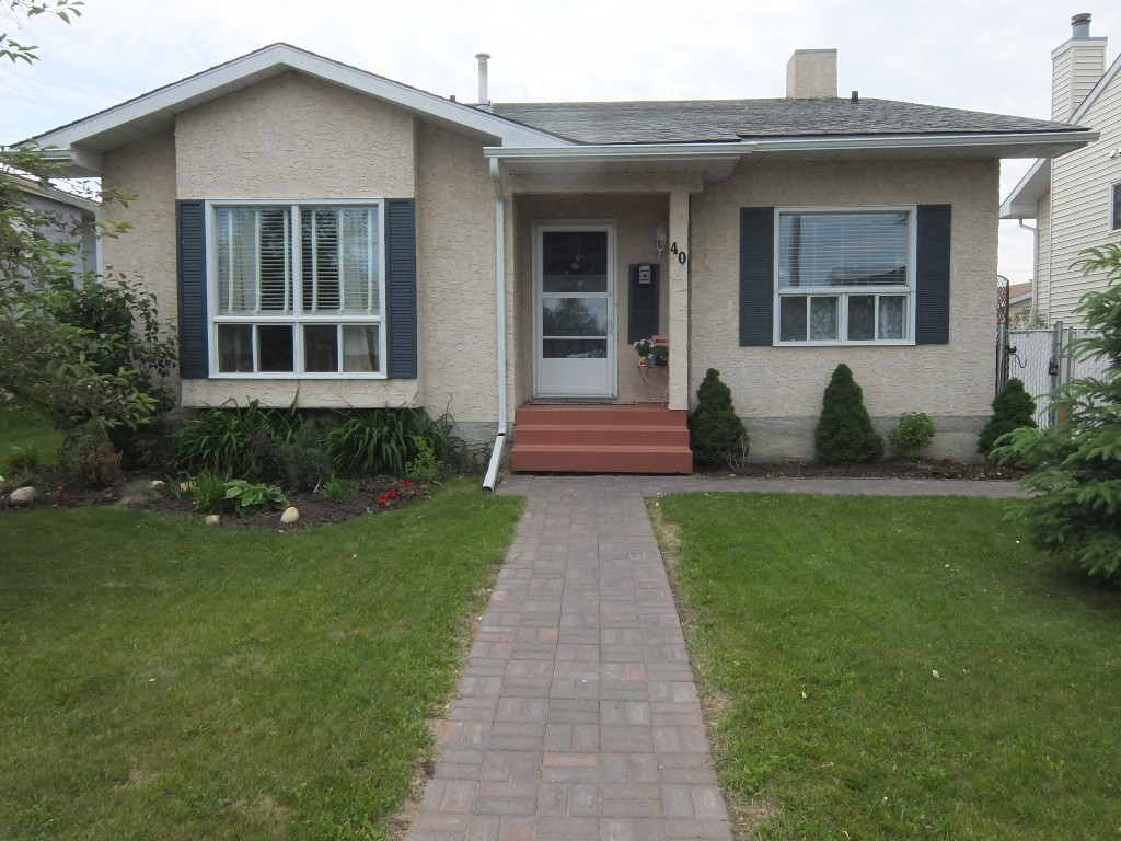 Main Photo: 40 Graham Road in Whitecourt: House for sale : MLS(r) # 43788