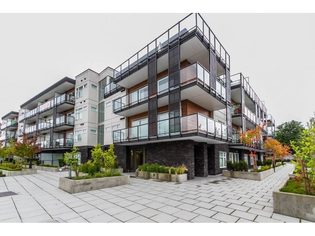 "Main Photo: 415 12070 227 Street in Maple Ridge: East Central Condo for sale in ""STAIONONE"" : MLS® # R2178258"