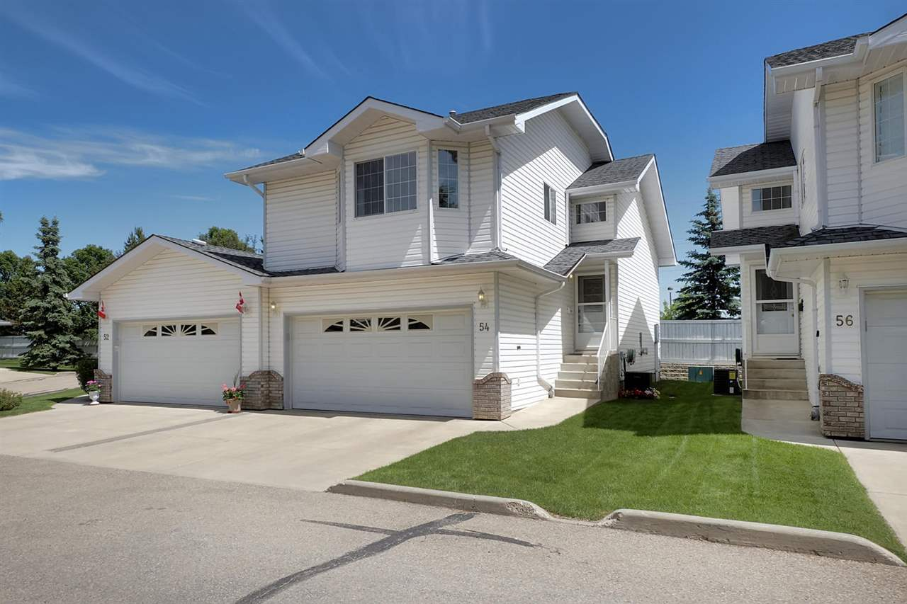 Main Photo: 54 3 POIRIER Avenue: St. Albert Townhouse for sale : MLS® # E4069948