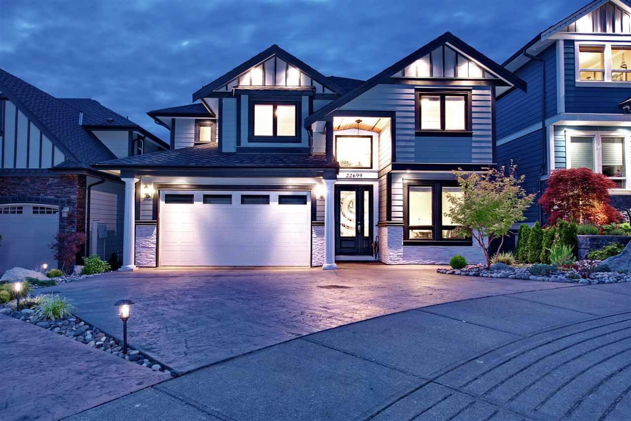 Main Photo: 22699 136A AVENUE in Maple Ridge: Silver Valley House for sale : MLS(r) # R2177530